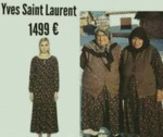 Yves Saint Laurent - 1499 Eur