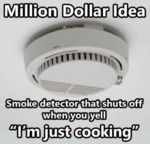 Million Dollar Idea - Smoke Detector That Shuts...