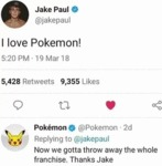 I Love Pokemon! Now We Gotta Throw Away...