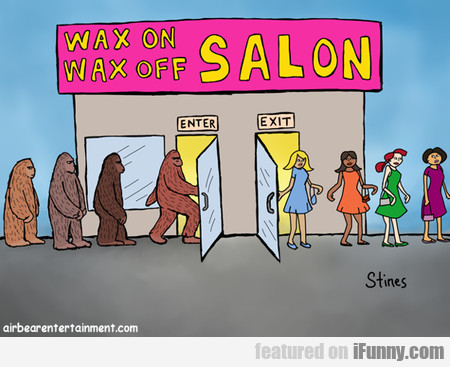 Wax On Wax Off Salon