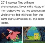 2018 Is A Year Filled With Rare Phenomenons...