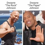 Dwayne The Rock Johnson - Dwayne The Paper...