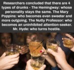 Researchers Concluded That There Are 4 Types Of...