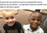 5-year-old Jax Told His Mom He Wanted The Same...