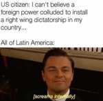 Us Citizen - I Can't Believe A Foreign Power...