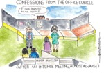 Confessions From The Office Cubicle