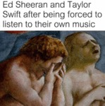 Ed Sheeran And Taylor Swift After Being Forced...