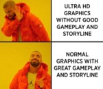 Ultra Hd Graphics Without Good Gameplay And...