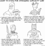 What To Know For Avengers Infinity War