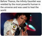 Before Thanos, The Infinity Gauntlet Was Wielded..