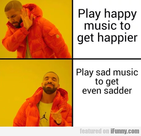 Play happy music to get happier - Play...