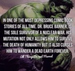 In One Of The Most Depressing Comic Book Stories..