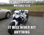 The Worlds Safest Motorcycle - It Will Never...
