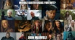 Middle Earth Kicks You Out - Join Marvel