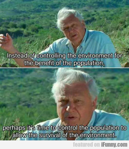 Instead Of Controlling The Environment For The...
