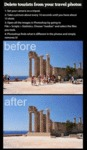 Delete Tourists From Your Travel Photos...