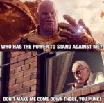 Who Has The Power To Stand Against Me - Don't...