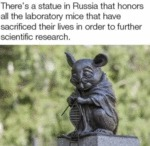 There's A Statue In Russia That Honors All...