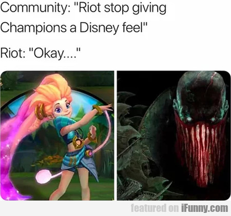 Ommunity - Riot Stop Giving - Champions A...
