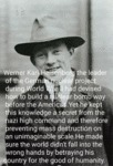 Werner Karl Heisenberg The Leader Of The German...