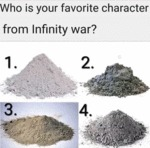 Who Is Your Favorite Character From Infinity War..