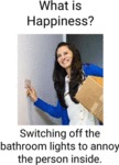 What Is Happiness - Switching Off The...