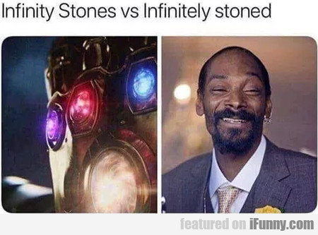 Infinity Stones Vs Infinitely Stoned
