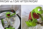 Payday Vs 1 Day After Payday