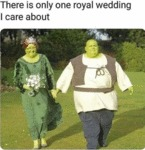 There Is Only One Royal Wedding I Care About...