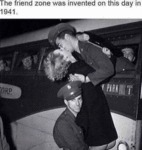 The Friend Zone Was Invented On This Day In 1941