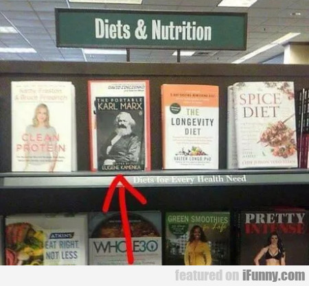 Diets & Nutrition - The Portable Karl Marx