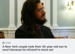 A New York Couple Took Their 30-year-old...