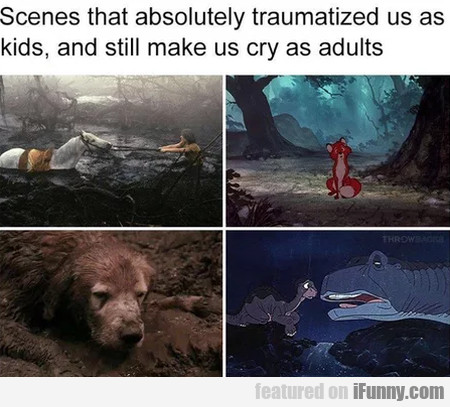 Scenes That Absolutely Traumatized Us As...