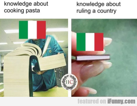 Knowledge About Cooking Pasta - Knowledge About...