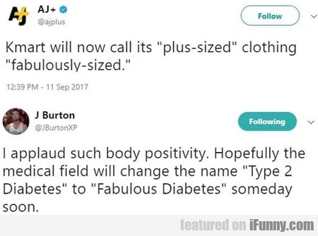 Kmart Will Now Call Its Plus-size Clothing...