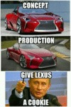 Concept - Production - Give Lexus A Cookie