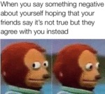 When You Say Something Negative About...