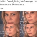 Twitter - Does Lightning Mcqueen Get Car...