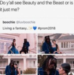 Do Y'all See Beauty And The Beast Or Is It...