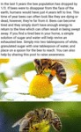 In The Last 5 Years The Bee Population Has...