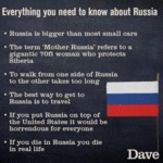 Everything You Need To Know About Russia...