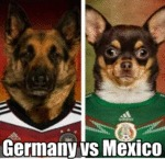 Germany Vs Mexico