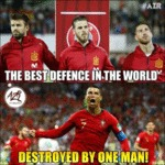 The Best Defence In The World - Destroyed By One..