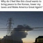 Why Do I Feel Like This Clouds Wants To Bring...