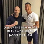 One Of The Best Actor In The World And Jason...