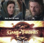 Ned, Don't Go South - Ok - The End