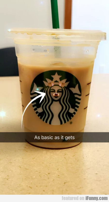 As Basic As It Gets