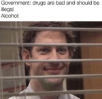 Government - Drugs Are Bad And Should Be Illegal..