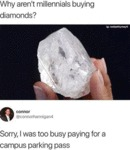 Why Aren't Millennials Buying Diamonds? - Sorry...
