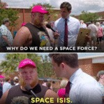 Why Do We Need A Space Force - Space Isis